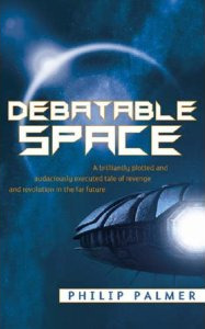 Debbatable Space by Philip Palmer
